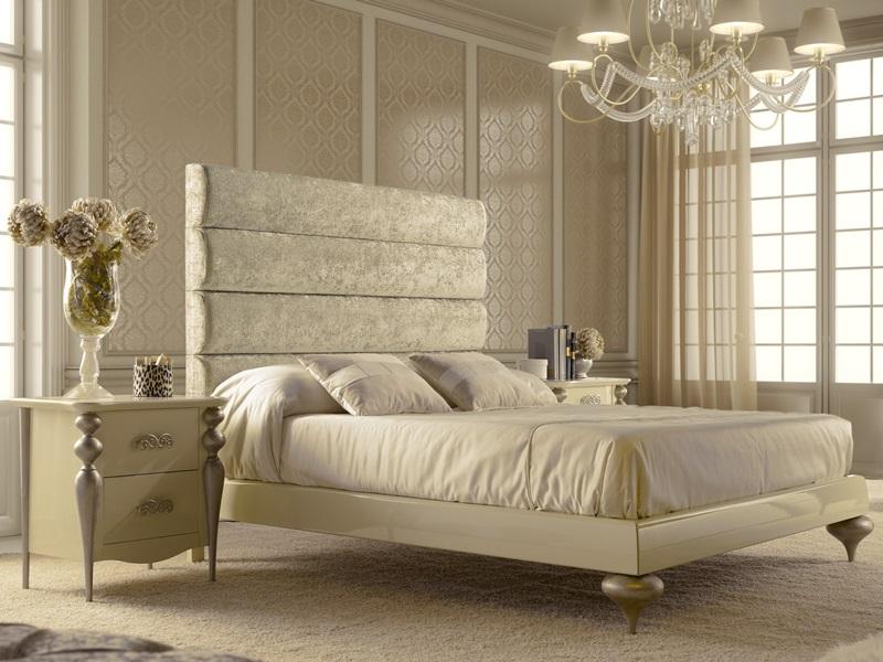 Dormitorio tapizado. Mod. DPA44