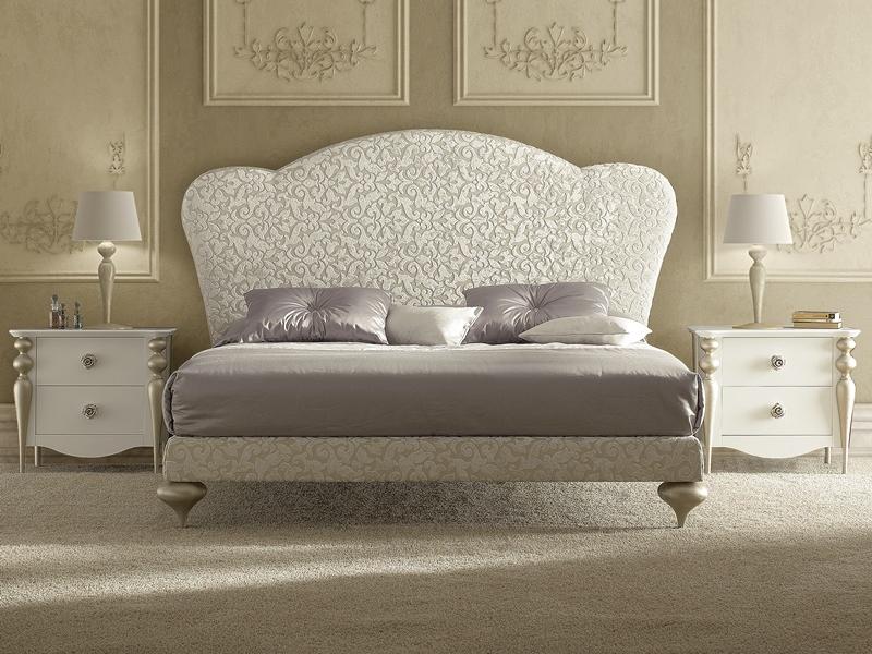 Dormitorio tapizado. Mod.PA-D45