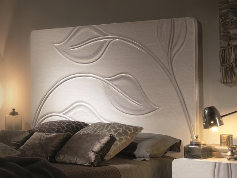 Dormitorio lacado, mod: HOJAS RECTO DFM