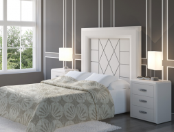 Dormitorio  lacado. Mod: MADEIRA 07