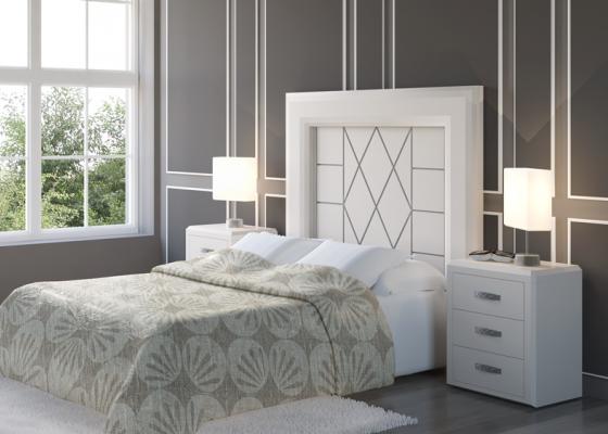 Dormitorio  lacado. Mod: DANTE