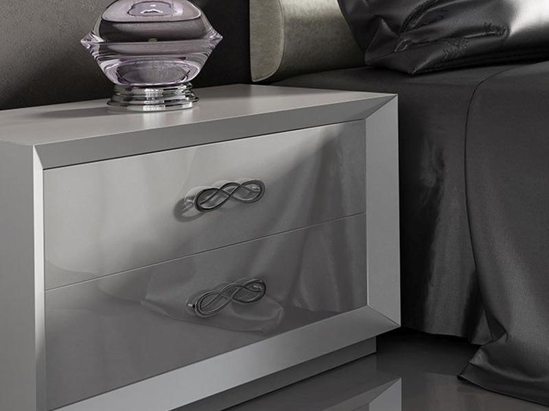 Dormitorio lacado, mod: AZA