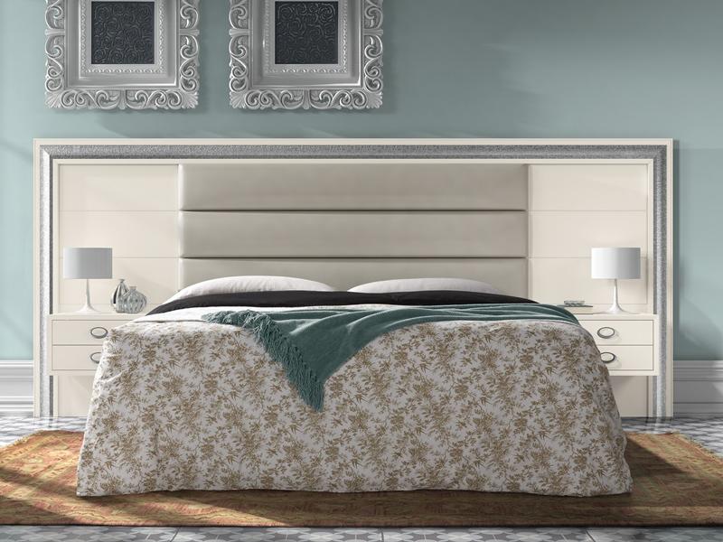 Dormitorio con cabecero largo, mod: GA21