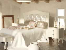 Dormitorio lacado, mod: PERLATTO 3