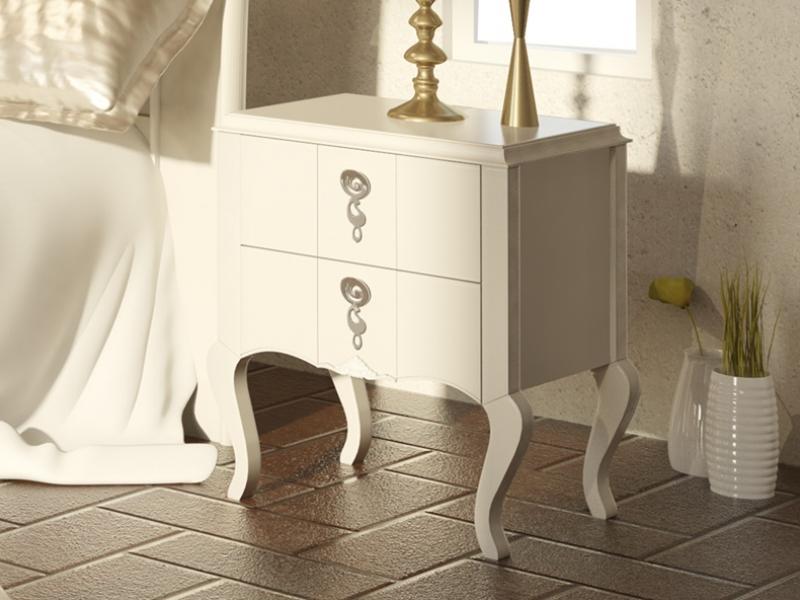 Dormitorio lacado, mod: CLASSIC 3