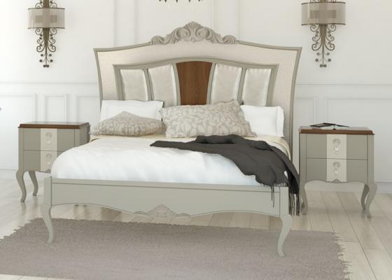 Dormitorio lacado, mod: PERLATTO 2