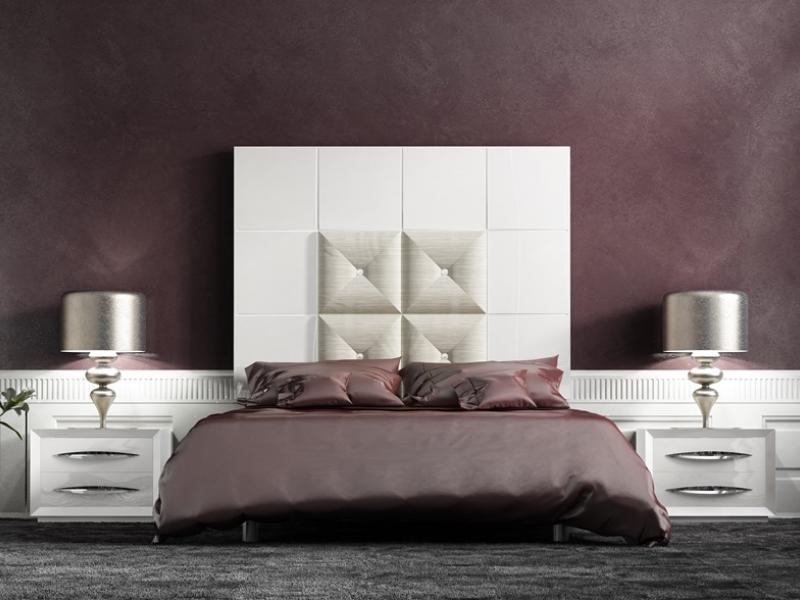 Dormitorio lacado. Mod: TAMARA