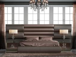 Dormitorio lacado, mod: BRUTUS