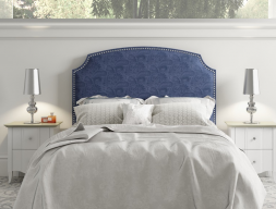 Dormitorio lacado y tapizado,mod: ALÖIS