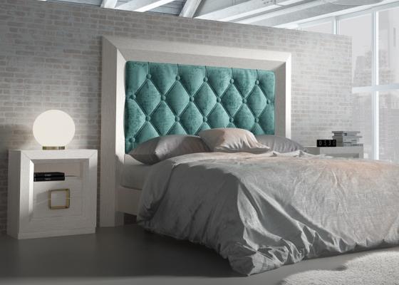 Dormitorio en roble, mod: ENZO 002