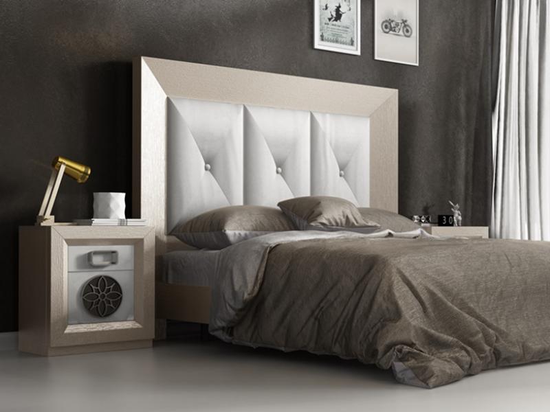 Dormitorio roble, mod: ENZO 004