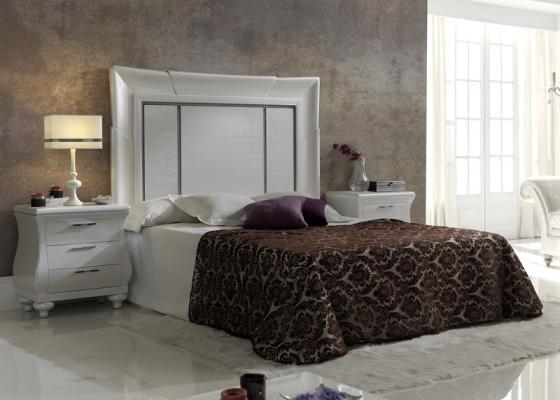 Dormitorio lacado, mod: ATOR