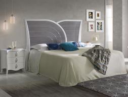 Dormitorio lacado. Mod: ARCO IRIS