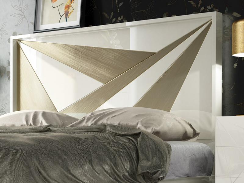 Dormitorio lacado. Mod: HELENNA