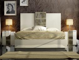 Dormitorio lacado de diseño. Mod: YVONNE