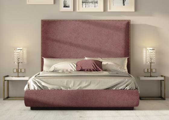 Dormitorio tapizado: Mod: DARIA