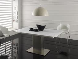 Mesa de comedor extensible. Mod. FORMA