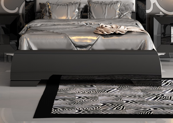 Base cama lacada. Mod. LOANA