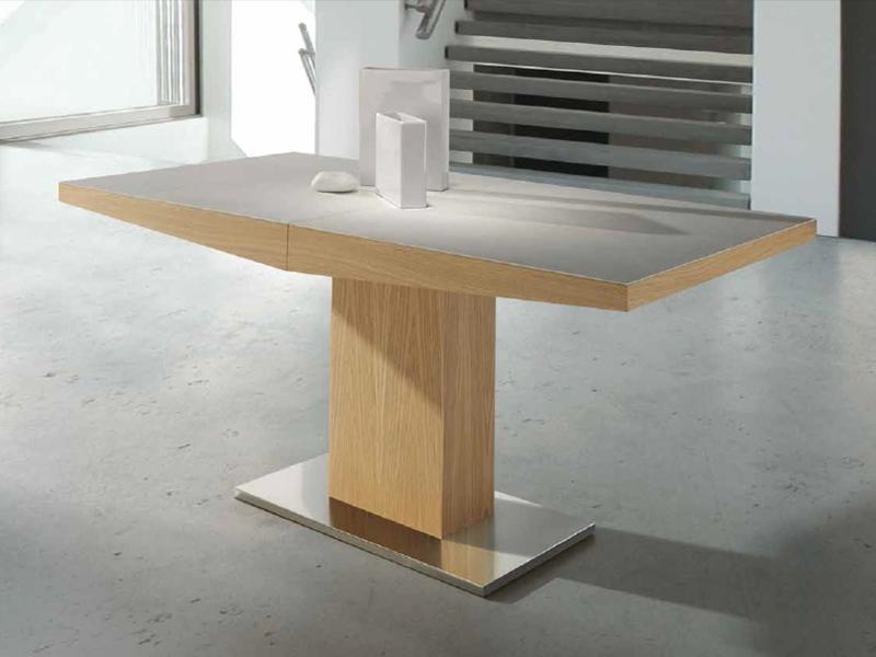 Mesa de comedor extensible .Mod. DORIAN CERAMICA