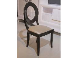 Juego de 2 sillas con respaldo redondo. Mod.R22