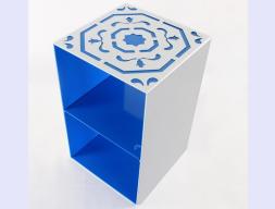 Módulo de mesa multifunción. Mod. LYDRA OTTO