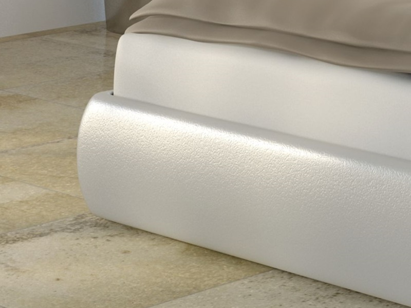 Base de cama, mod: MADEIRA BASE