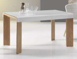 Mesa de comedor , mod: ELLE BIANCO