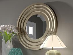 Espejo redondo  mod: GA9134