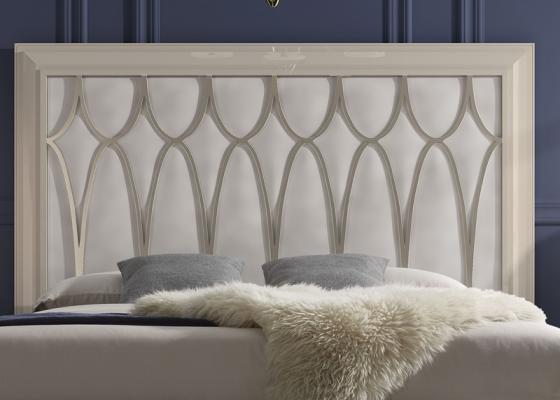 Cabecero tapizado con celos�a mod: GA1358