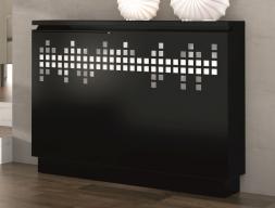 Cubreradiador lacado, mod: PIXEEL-Z