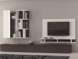 Composición modular de 315 cms, mod: EGEA159