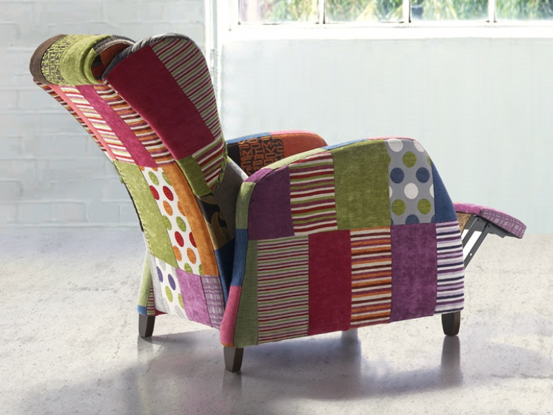 Sill�n relax , mod: KEVIN PATCHWORK RELAX