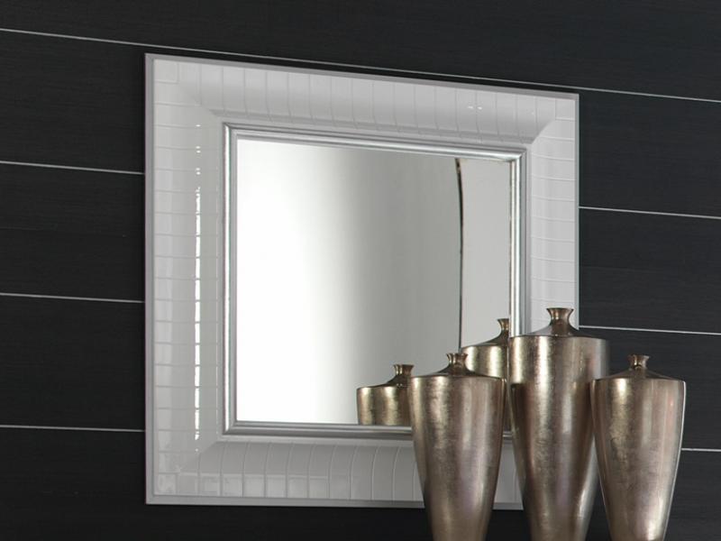 Marco espejo lacado , mod: SIENA