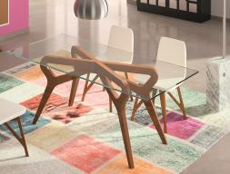 Mesa de comedor fija, mod: TWG1101