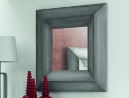 Espejo con marco a doble inglete, mod: GORDON