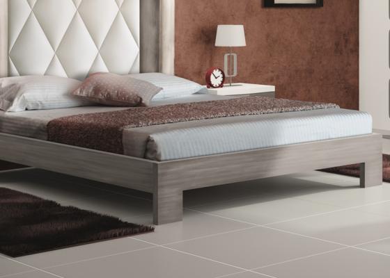 Aro de cama. mod: GORDON ALTO PLATA