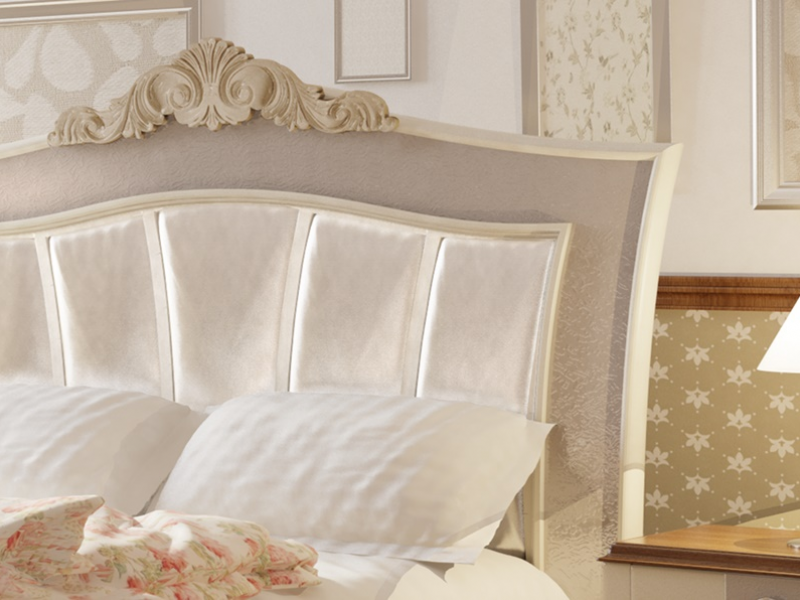 Cabecero lacado y tapizado, mod: CLASSIC 2