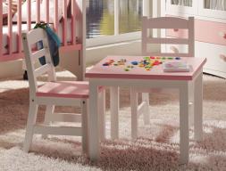 Mesa baja infantil. Mod. MERLIN 8033
