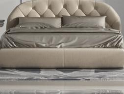 Base cama tapizada. Mod. KLII76031RC