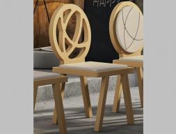 Juego 2 sillas caladas, mod: OMEGAGMG1601