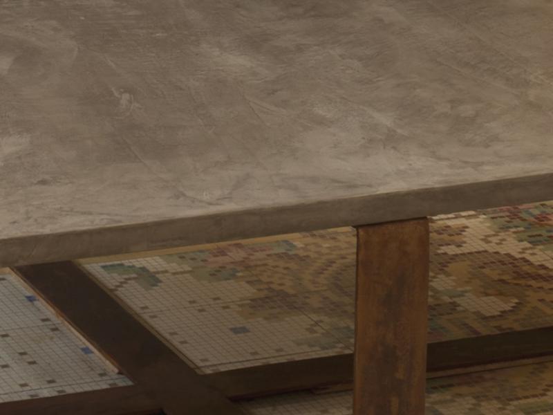 Mesa de centro, mod: BARCELONA