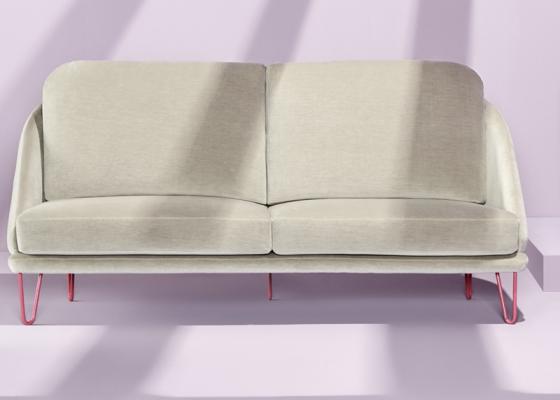 Sofá de 3 plazas. Mod. AGORA 3PL
