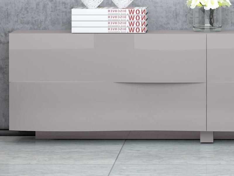 Mueble detr�s del sof�, mod: NIMES