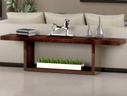 Mueble detrás del sofá, mod: NAMUR