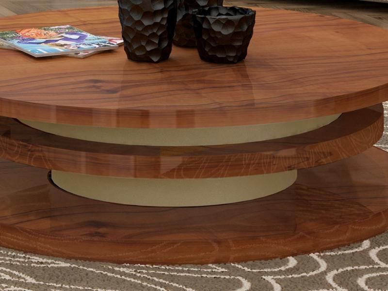 Mesa de centro, mod: LOIRA
