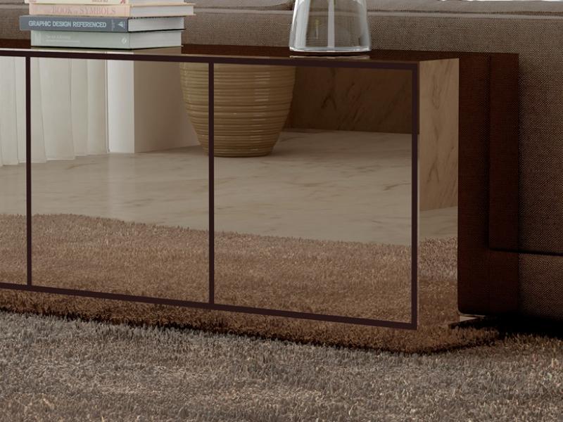 Mueble detr�s del sof�, mod: ROUEN