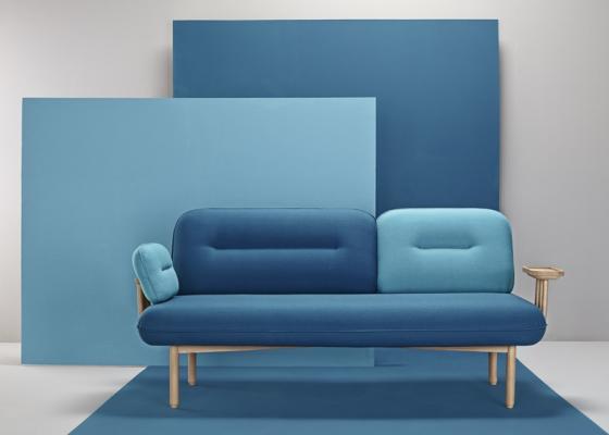Sofá de 3 plazas. Mod. COSMO 3PL