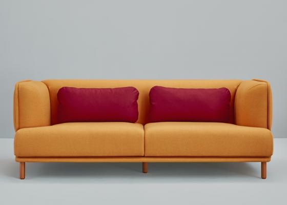 Sofá de 3 plazas. Mod. HUG 3PL