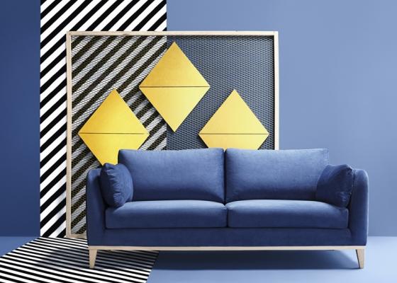 Sofá de 3,5 plazas. Mod. NOVAK 3PL MAXI