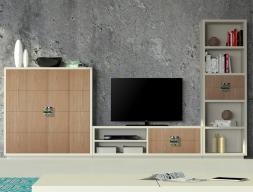 Composición modular, mod: HOME40
